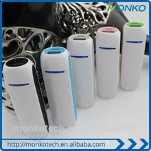 2016 New Year Gift for shopping , 2200mah power bank , outdorr OEM cute power bank