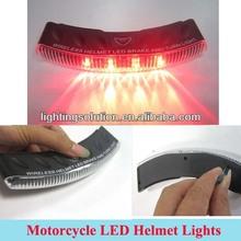 LED Helmet motorcycle led turn signals