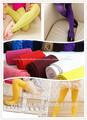moda colorido baratos de terciopelo leggings leggins niña para baby