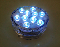rechargeable remote control 16 color rgb led bulb lightings
