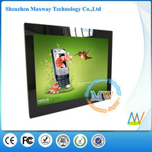 2014 hot Android OS 4.4 15 inch wifi digital photo frame