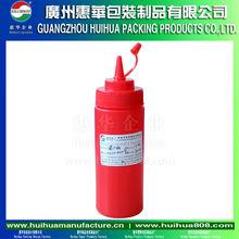 squeeze dispenser sauce bottle pp pot 32 A
