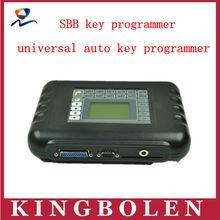 2013 Profesional universal programador dominante auto multilingue V33 Silca SBB Key Programmer envío gratuito