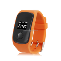 Kid Phone Wrist Watch GPS Bracelet Personal GPS Tracker For Kids