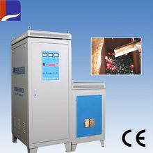 Inducción de calor del sistema para tornillos y tuercas que hace
