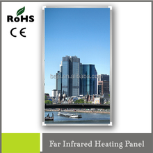 600w Infared Heating Panel Carbon Crystal Electric Heat Painting