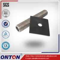 ONTON T40N Steel Hollow Grouted Rock Anchor Bolt