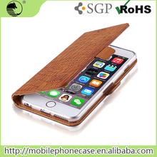 Latest Hot Mobile Phone Bags 2015 Phone Wallet Leather Case Cover For iPhone 6s plus