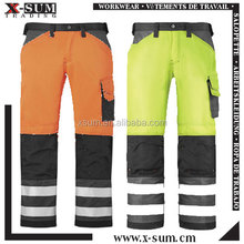 Work Wear Uniform Hi Vis Pant