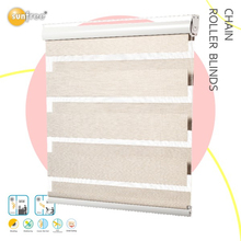 Easy Fix high level curve roll up blinds