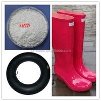 TMTD used in the rubber industry/Double Vigour