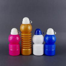 700ml o 24 once pieghevole bottiglia di plastica, bombola ossigeno portatile