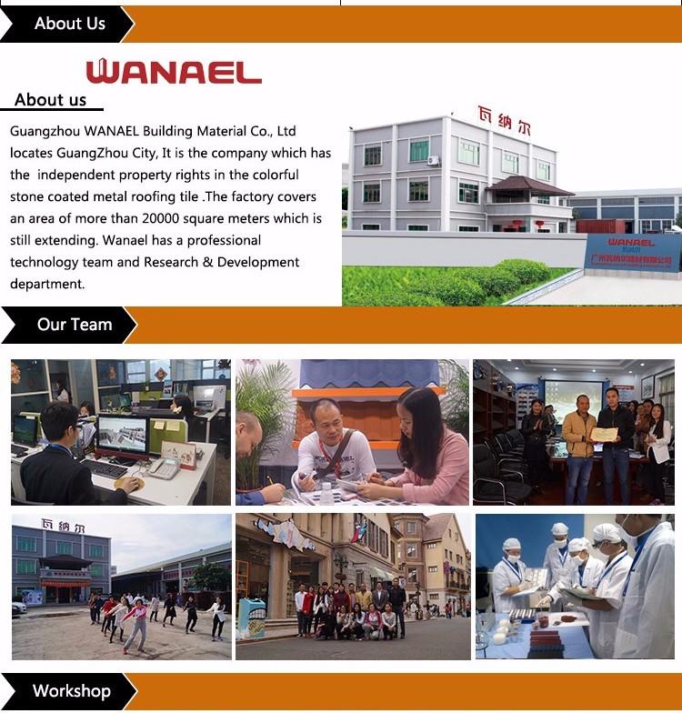 wanael Multi step  roof tile 7