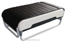 FOLDING MASSAGE BED SOFA jade roller thermal jade massage bed 3D Luxury Jade Massage Bed with Intelligent Spine Scanning Black