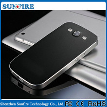 Ultrathin Aluminum Case for Samsung Galaxy S3 I9300 SIII Metal Matte Phone Cover Case