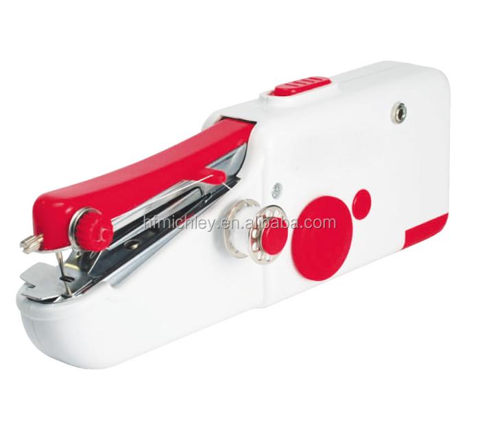 singer handheld sewing machine manual