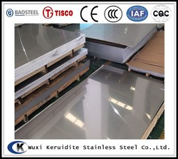 decoration 321 stainless steel plate hairline surface
