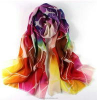 2015 colorful scarf