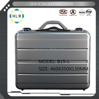 aluminium multi-functional make up box cosmetic case with carry bar
