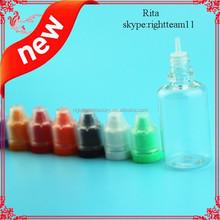 Chinese Fast Shipping PET Style 15ML Empty Plastic Bottles For Liquid , 15ML PET Bottles Pharmaceutical Plastic Bottle For Sale
