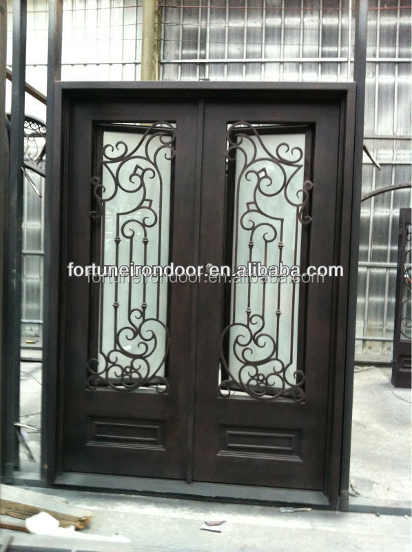 Used iron interior door for home decor doors and windows for Home decor manufacturer
