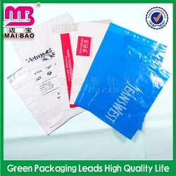 high quality branded retail custom waterproof courier mail bags for packing