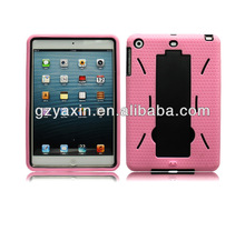 Multi-fuction soft silicon case for ipad mini 4 tablet accessories / best seller ABS phone case for ipad mini 4 protector cover