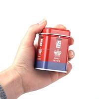 shoe polish packaging tin box mailbox shaped tin box rectangle tin box HQTB00026