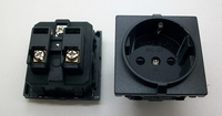 New style classical office desk power socket outlet