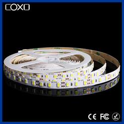 5630 30 LEDs/m strip tape warm white IP20 IP65 IP67 IP68 Silicon waterproof / non-waterproof LED Tape