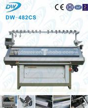 "Dw-482cs 48 "" Jacquard moda tipo computarizado plana sweater, Simillar a Shima Seiki máquina"