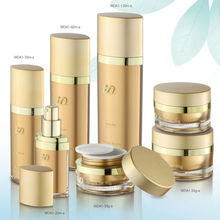 Cosmetic Packaging acrylic cosmetic packaging cream jar container