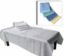 PP nonwoven disposable bed sheet sale in roll/pieces