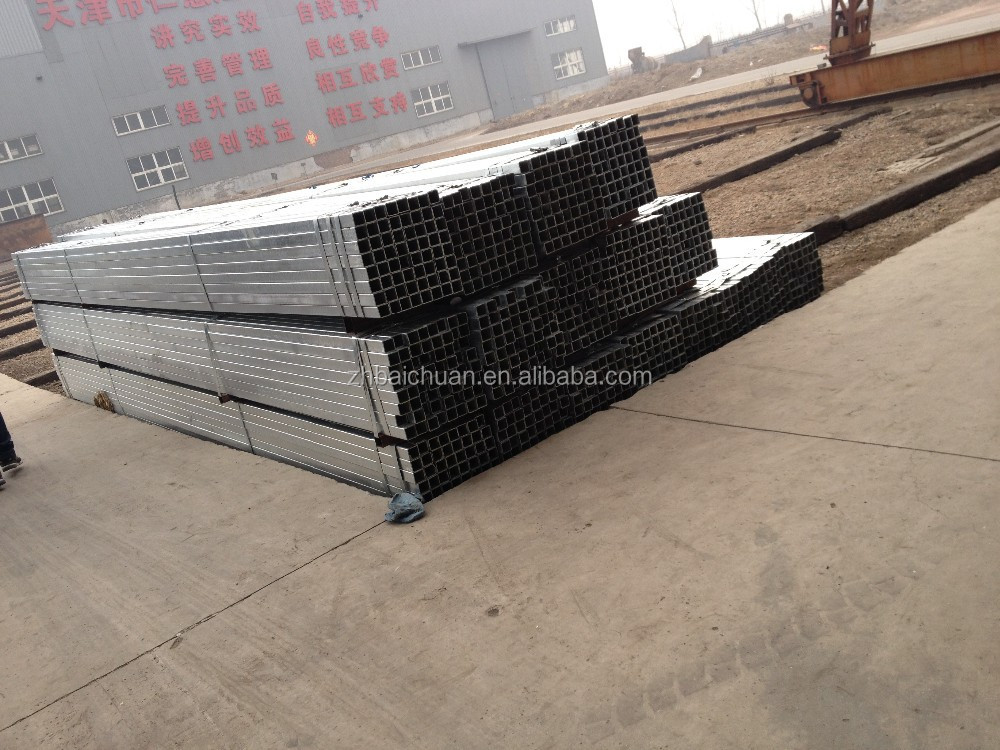 Square and rectangular steel hollow structural rhs shs