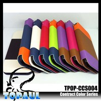 2014 New product with custom logo PU contract colors belt clip card holder case for samsung galaxy s2