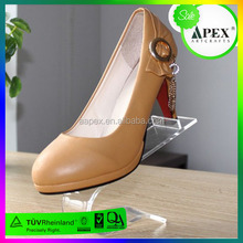 Apex High Quality Transparent Acrylic Sneaker Box /Plexiglass Shoes Display Box