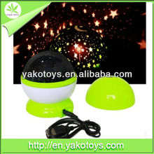 2014 star ceiling projector night light with music,promotional night light baby toys,star projection night light for baby