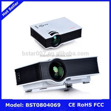 UC40 Mini Projector,NO.366 home game used led projector