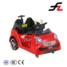 Good material well sale new design four wheel drive electric car