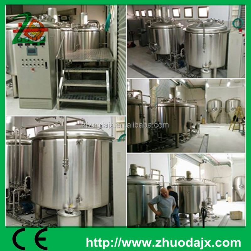Micro Brewing System Brewery Machine Beer Kit Mini Brewery