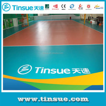 PVC volleyball sports flooring