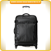 2015 top-grade black travel luggage best quality luggage trolley bag classic business luggage travel bag