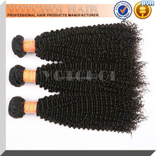 6a Grade Wholesale Human Hair Extension, 100% Virgin Brazilian Hair Extension Hair Piece
