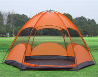 2015 high quality family cheap canvas tent for sale