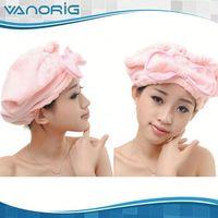 Latest Promotional BEST SALE PEVA baby wash hair cap