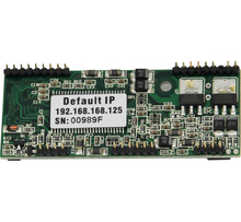 embedded network module compatible with RS485 standard of EIA/TIA