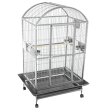 Wholesale strong large metal parrot bird cage(manufacturer)