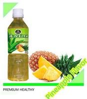 Aloe Vera juice pineapple flavor wholesale
