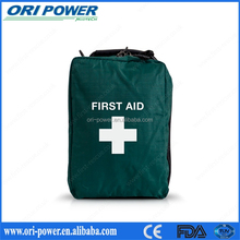 OP product CE FDA ISO approved promotional hot sale emergency outdoor sports first aid bag