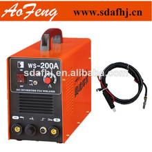 Ws-200 inversor de soldadura de argón precio de la máquina